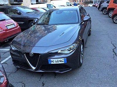used Alfa Romeo Giulia 2.2 TURBODIESEL 150 CV AT8 SUPER
