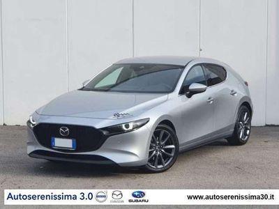 usata Mazda 3 2.0L Skyactiv-G M-Hybrid Exclusive Elettrica/Benzina