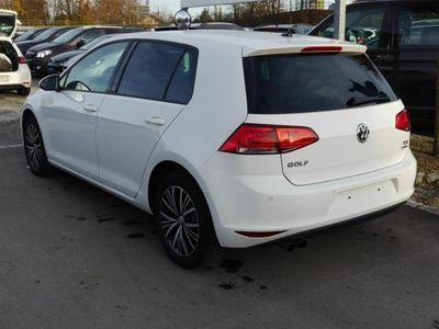 gebraucht VW Golf VII 1.4 TSI ALLSTAR