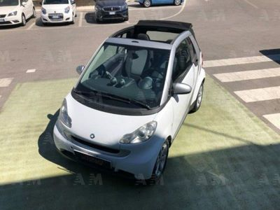 usata Smart ForTwo Cabrio 1000 52 kW pulse -593-