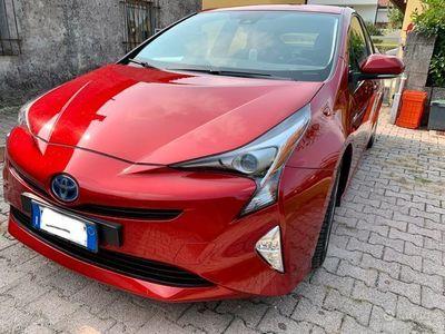 usata Toyota Prius 2017 hybrid full optional Style