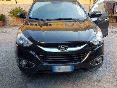 begagnad Hyundai ix35 4x4 2.0 diesel automatic CON GARANZIA