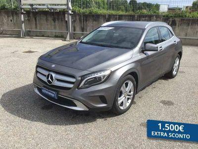 usata Mercedes GLA220 220 d (cdi) Sport 4matic 170cv auto