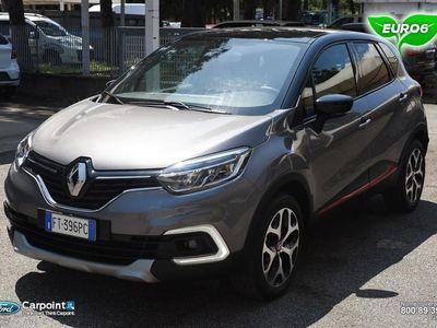 used Renault Captur 0.9 tce Intens 90cv
