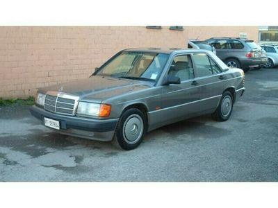 usata Mercedes 190 1.8 E cat 104000 Km da nuova