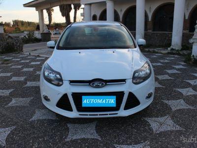 usata Ford Focus 2.0 TDCi 115 CV POWER SHIFT SW TITANIUM
