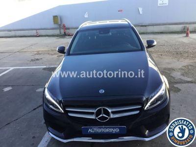 usata Mercedes E250 CLASSE C SW C SW d Premium 4matic auto 9m