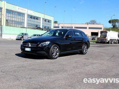 second-hand Mercedes C200 d s.w. auto executive diesel