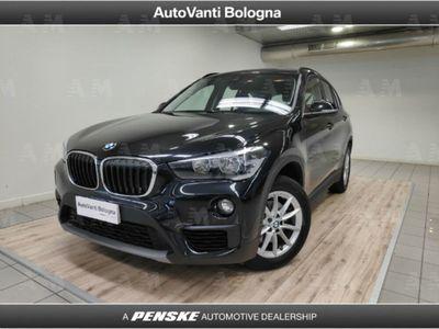 usata BMW X1 sDrive18d Advantage del 2019 usata a Granarolo dell'Emilia