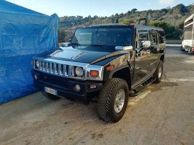 usata Hummer H2 6.0 V8 Luxury