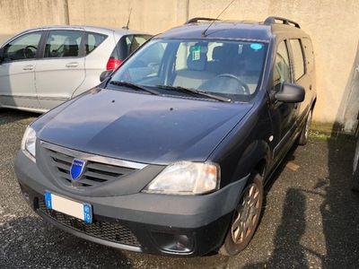 usado Dacia Logan MCV 1.5 dCi 70CV 7 posti Ambiance