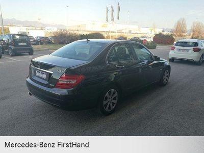 usata Mercedes C220 ClasseCDI BlueEFFICIENCY Classic del 2013 usata a Verdellino