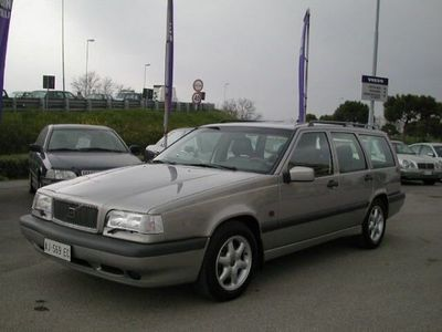 brugt Volvo 850 2.0i turbo 20V cat Station Wagon T-5 Station Wagon