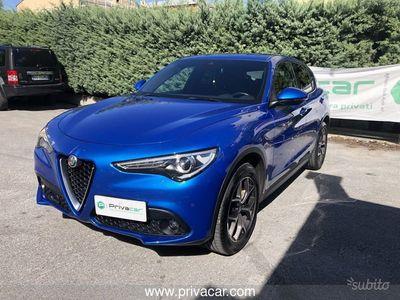 usata Alfa Romeo Stelvio 2.2 t Executive Q4 210cv auto