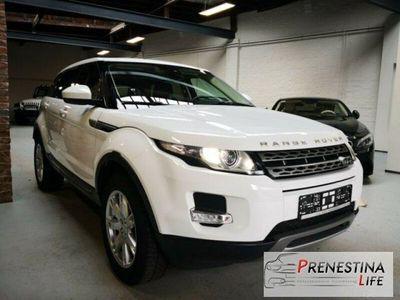 brugt Land Rover Range Rover evoque 2.2 TD4 5p. aut. 2015 pelle fari xenon garantita rif. 11484209