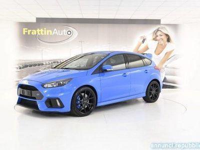 usata Ford Focus 2.3 350cv awd rs