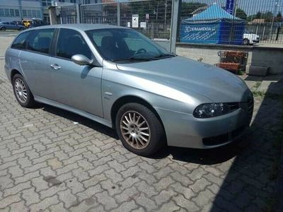usata Alfa Romeo 156 1.9 JTD Sportwagon Distinctive