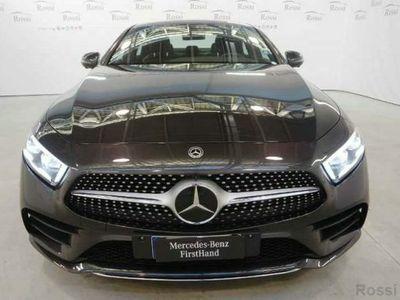 usata Mercedes 350 CLS couped Premium 4matic aut