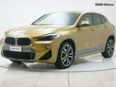 usata BMW X2 xDrive 25d Msport-X