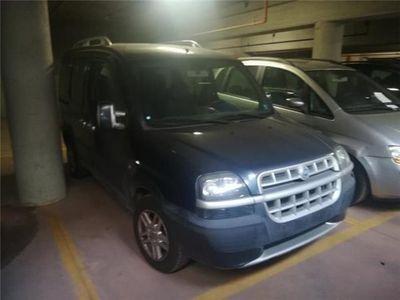 gebraucht Fiat Doblò 1.9 JTD cat Malibù