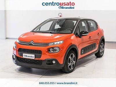 usata Citroën C3 1.2 puretech Shine s&s 83cv my18