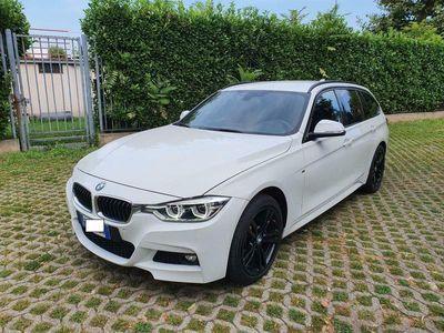 usata BMW 320 d xDrive Touring Msport aut.