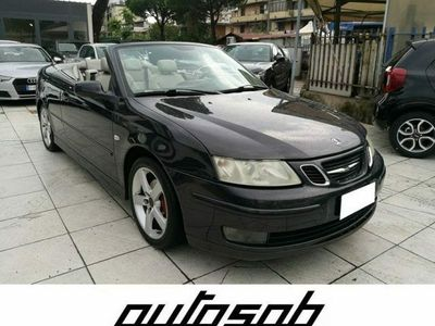 used Saab 9-3 Cabriolet 1.9 i Vector Clima Aut.