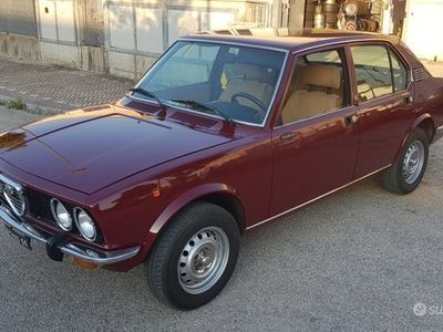 usata Alfa Romeo Alfetta - Asi