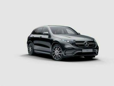 usata Mercedes EQC (N293) 400 4Matic Premium AMG