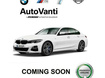 usata BMW 320 d Msport