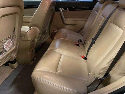 usata Chevrolet Captiva 20 VCDI LTX 4X4