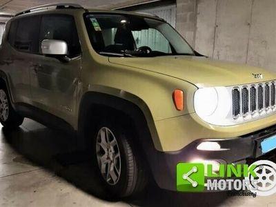 usata Jeep Renegade 1.6 Mjt 120CV Limited