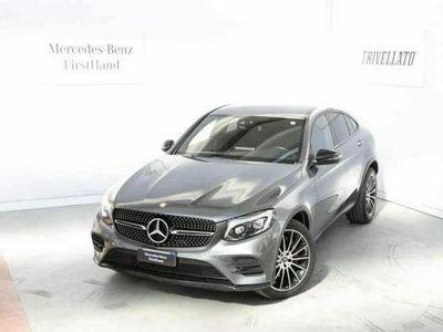 usata Mercedes GLC350 d 4Matic Coupe Premium