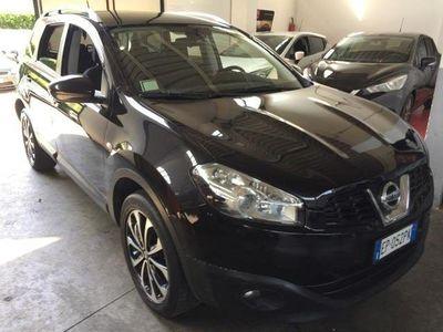 brugt Nissan Qashqai +2 1.6 dci n-tec