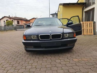 usata BMW 750 Serie 7 (E38) cat Europa