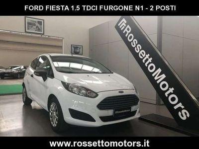 usata Ford Fiesta 1.5 TDCi 75CV 3 porte Business N1