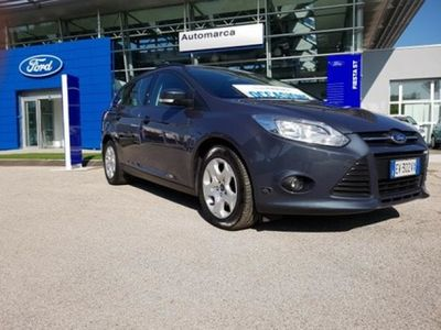 used Ford Focus Style Wagon 1.6 120 CV GPL SW Plus