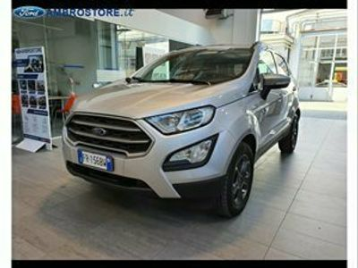 usata Ford Ecosport 1.0 ecoboost plus s&s 125cv my18