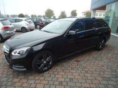 usata Mercedes E220 BlueTEC S.W. Executive Diesel