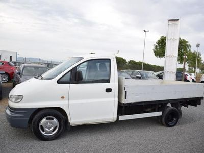 used Hyundai H-1 AUTOCARRO CASSONE LUNGO 2.5TD 100CV CLIMA IVA DED.