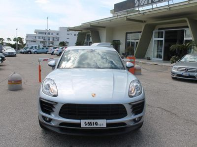 used Porsche Macan 3.0 S Diesel