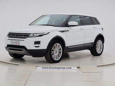 usata Land Rover Range Rover evoque 2.2 Sd4 5p. Pure Tech Pack