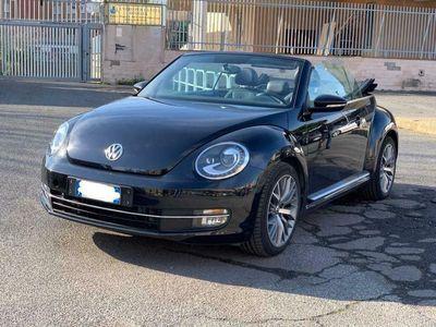 usata VW Maggiolino MaggiolinoCabrio 2.0TDI 150CV Sport BMT