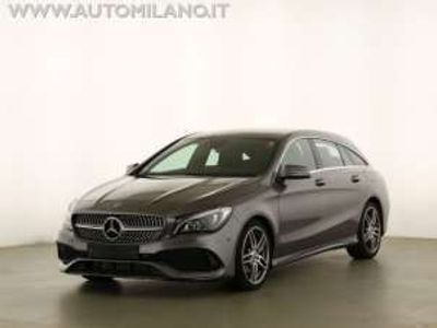 usata Mercedes CLA180 Shooting Brake Automatic Premium AMG line