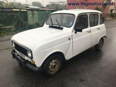 used Renault R4 R 4TL