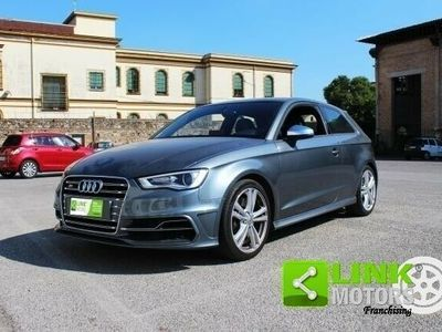 usata Audi A3 S3 2.0 TFSI quattro S tronic