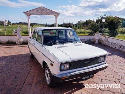 brugt Fiat 128 1281100 CL targhe e libretto originali Roma