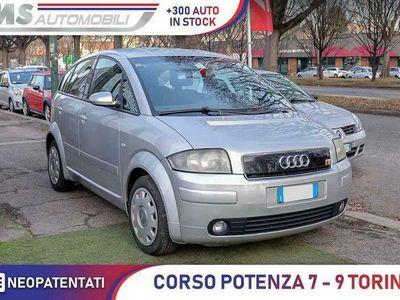 usata Audi A2 1.4 TDI Base
