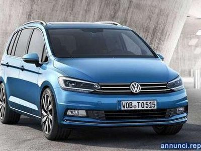 usata VW Touran 1.6 TDI 115 CV JOIN BLUE MOTION 7 POSTI Lecco
