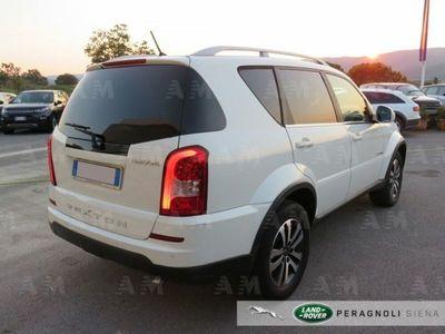 usata Ssangyong Rexton W 2.0 Xdi 4WD A/T Top